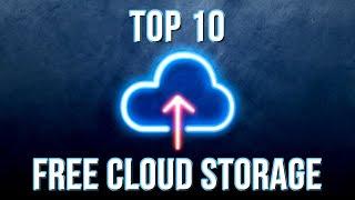 Top 10 Best FREE CLOUD STORAGE Services screenshot 3
