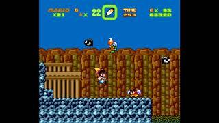 SMW Custom Music - Super Mario Bros. 3 - Athletic