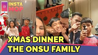 XMAS DINNER THE ONSU FAMILY | InstaMOP