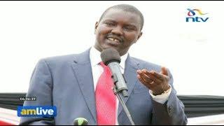 Uasin Gishu governor Jackson Mandago accused of ethnic profiling in crackdown on hawkers in Eldoret