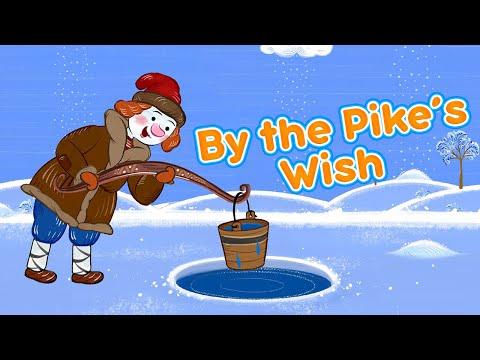 masha's-tales-❄️🐠-by-the-pike's-wish-🐠❄️-(episode-21)-masha-and-the-bear-По-щучьему-велению