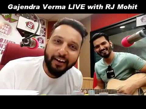 Tera Ghata | Gajendra Verma Interview| Rj Mohit