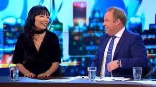 Dami Im - Funny interview on TV - THE PROJECT CH10 #Eurovision