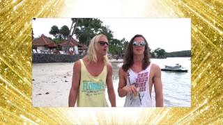 Frontiers Rock Festival 4: Crazy Lixx has a message for you! (Official)