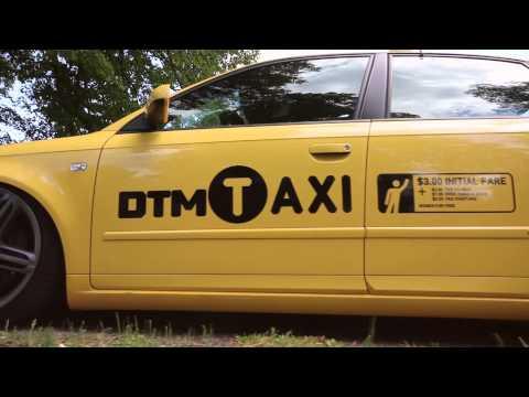 Audi A4 DTM Edition Taxi | MFS Media ♠