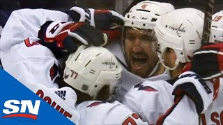 Take That, Maple Leafs! Alex Ovechkin Ties Things Up For Capitals