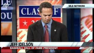 Barry Larkin Elected to Baseball Hall of Fame
