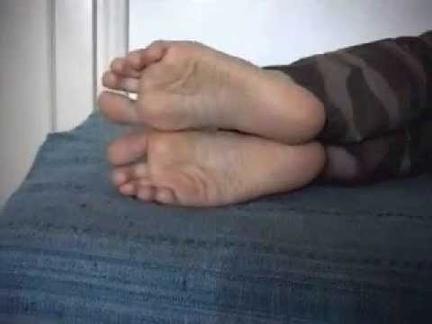 Mature wrinkled soles again