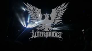 """1.  Alter Bridge,  """"The Writing on the Wall"""" Live  - Playstation Theater - NYC"""