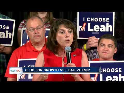 PolitiFact Wisconsin: Club for Growth vs. Vukmir