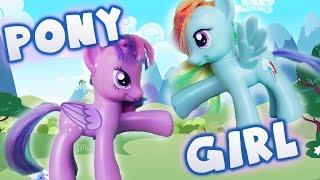 im a pony girl toy version alice lps