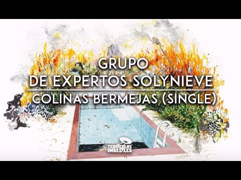 Grupo de Expertos SolyNieve - Colinas Bermejas (Single)