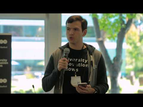 Forrest Satterfield, University of Alabama at Birmingham - UIF Silicon Valley Meetup November 2017