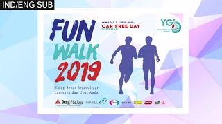 Keseruan fun walk 2019: hidup sehat ...