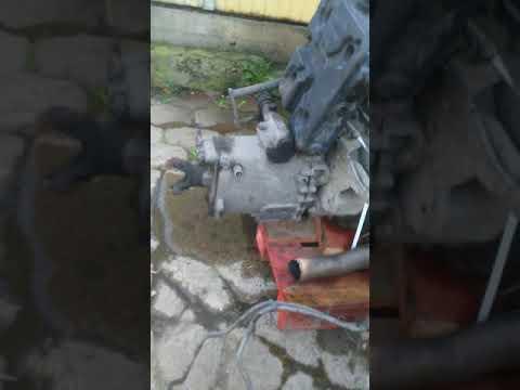 5.9 cuminns 130ps DAF 800 engine