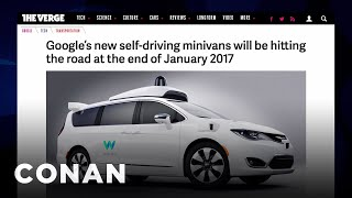EXCLUSIVE Footage Of Google's Self-Driving Ca...