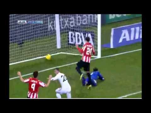 Атлетик - Реал Мадрид 1-гол Хесе