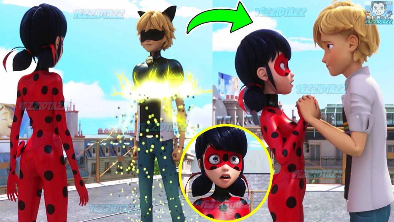 Cat Noir Revela Su Identidad A Ladybug Frozer 13 Curiosidades Analisis Miraculous Ladybug YouTube