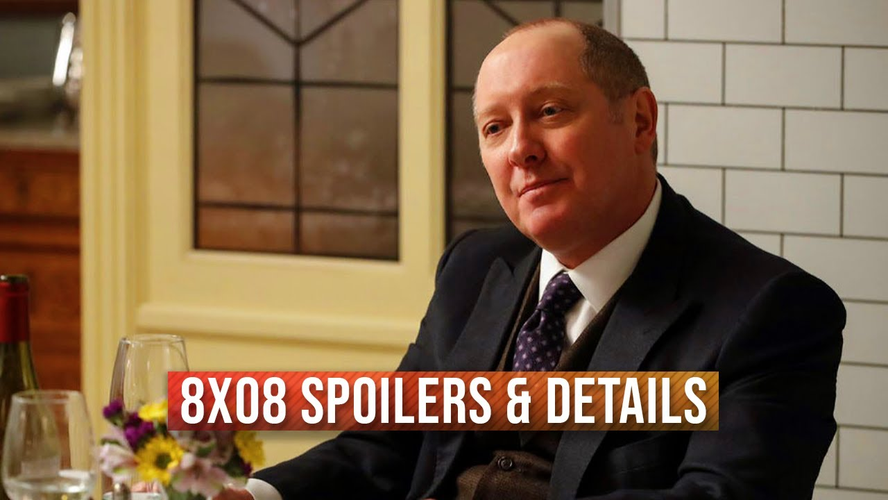 Download The Blacklist 8x08 Spoilers & Details Season 8 Episode 8 Sneak Peek