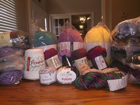 Repeat HOBBY LOBBY Clearance Yarn Haul! by Cinnamon Stitches Crochet
