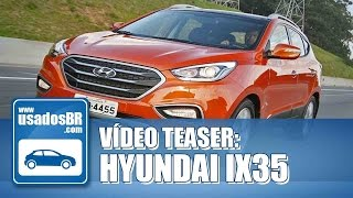 Hyundai Ix35 Teaser Videos