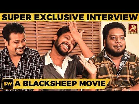 KPY maari Black Sheep Padam Irrukaathu.. - Rio Opens Up! Vigneshkanth, Chutti Aravind, Karthik