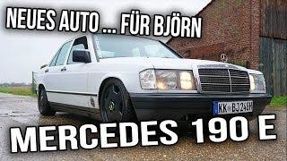 Neues Auto ... Für Björn