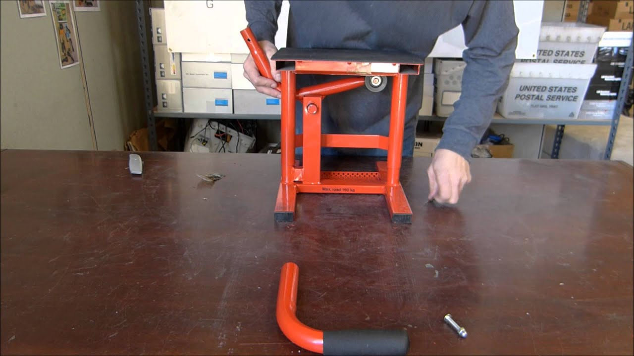 Portable Motorcycle Lift Jack Genssi Doovi