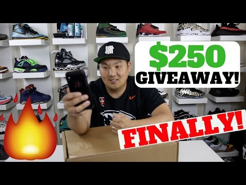 NEW Nike LeBron 15 UNBOXING! + $250 GIFT CARD GIVEAWAY!!