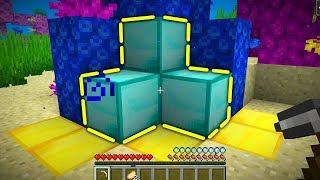 Minecraft: ODNALAZŁEM PODWODNE SKARBY!