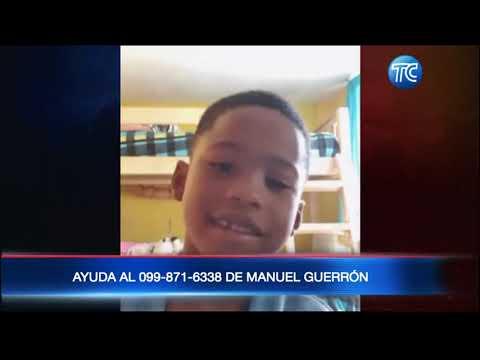 Cámara captó el atropellamiento de un niño en Quito