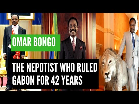 Omar Bongo Biography: How this Nepotist Ruled Gabon for 42 Years
