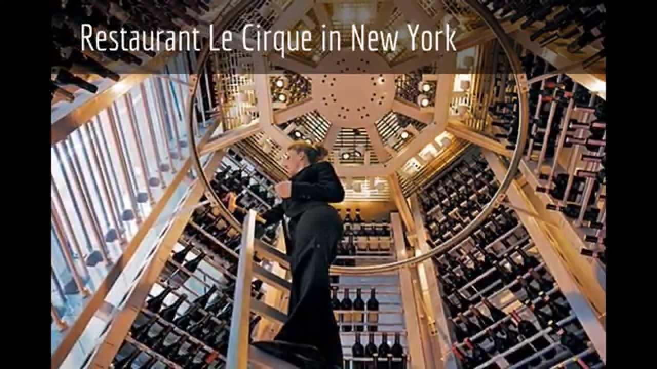 10 mooiste wijnkelders ter wereld youtube - Moderne wijnkelder ...
