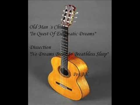 Old Man ´s Child cover& Dissection cover