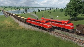 Nowe pociągi ze zbożem - Transport Fever 2 #10