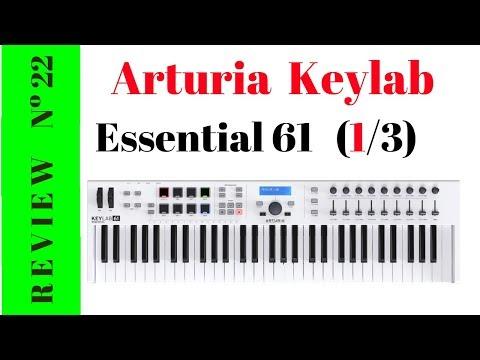 ARTURIA KEYLAB ESSENTIAL 61 *REVIEW ESPAÑOL (1/3)*