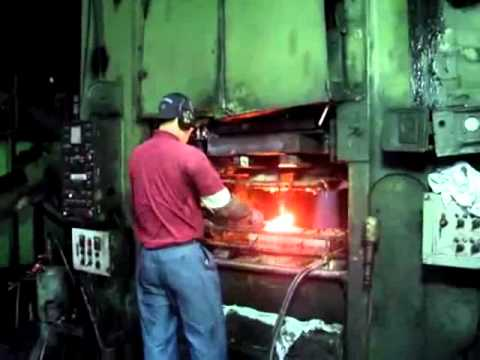 2016 Ram 2500 >> 1 – USED 2500 TON SMERAL MECHANICAL HOT FORGING PRESS PART 3 - YouTube