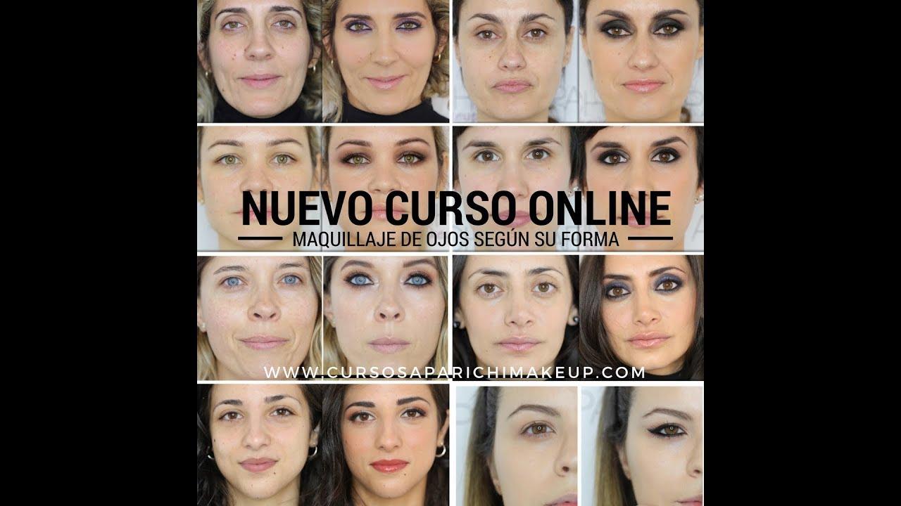 7c5cb8de6 NUEVO CURSO ONLINE MAQUILLAJE DE OJOS - YouTube