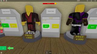 WE BECAME NINJA AND SPILLED BLOOD IN THE STREETS! / Roblox Ninja Simulator / Roblox watch / FarukTPC