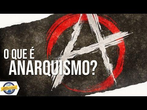 O que é anarquismo? - Conceitos Históricos