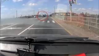 В Тульской области задержанные сбежали из полицейской машины?