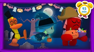 🎃 POCOYO in ENGLISH - It's Halloween Night [93 min] | Full Episodes | VIDEOS and CARTOONS for KIDS