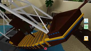 (Read Desc.) Rides at Disney World Roblox with Friends Ft: lday0919.