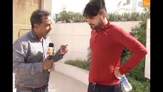 Afghan spinner Rashid Khan unveils his bowling secrets