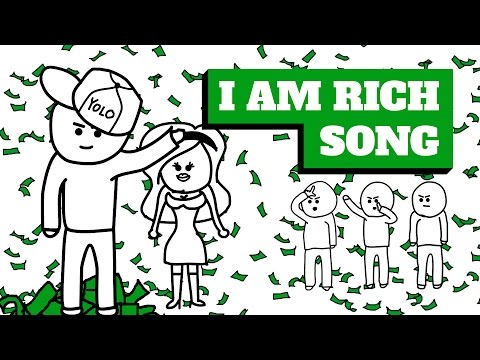 I Am Rich Song (I Have a Lot of Money) [Official YOLO Video]