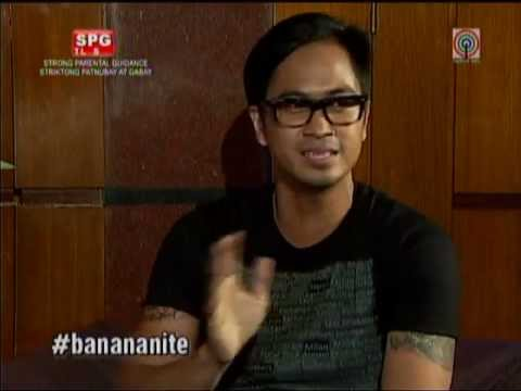 6cyclemind singer grilled on 'Ihaw Na!'
