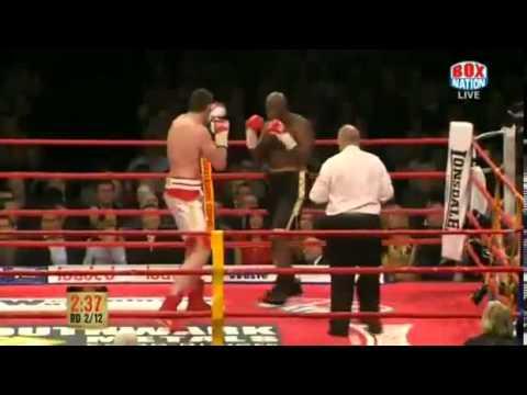 David Price vs. Matt Skelton K.O. 2nd Round FULL HIGHLIGHTS 30.11.2012.HD