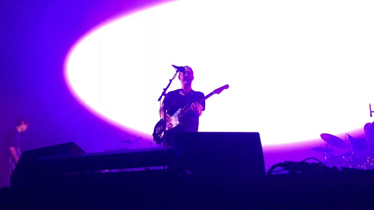 radiohead i promise live oslo night 2 youtube. Black Bedroom Furniture Sets. Home Design Ideas