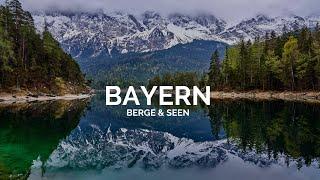 REISEZIELE BAYERN - Berge und Seen - Reise mit dem Wohnmobil