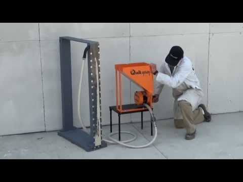 Manually Powered Carrousel® Mini-Pump™ by Quikspray® Inc.